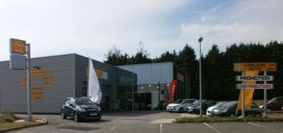Opel - Garage automobile - Plouguernével