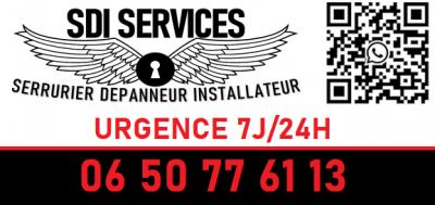 SDI Services - Serrurier Dépanneur Installateur - Serrurier - Gagny