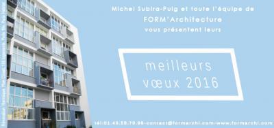 Form Architecture - Architecte - Paris