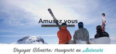 Voyages Silvestre - Transport touristique en autocars - Briançon