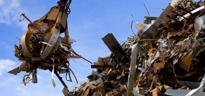 Dettinger Valentin - Collecte et recyclage de déchets de fers et métaux - Saint-Maurice-l'Exil