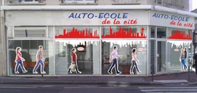 Sas Clg - Auto-école - Villeurbanne