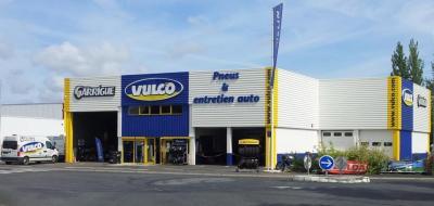 Vulco Garrigue Brive - Vente et montage de pneus - Brive-la-Gaillarde