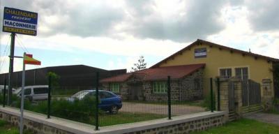 Chalendard SARL - Entreprise de maçonnerie - Saint-Paulien