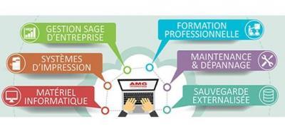 Amg Informatique Bureautique - Dépannage informatique - Dijon