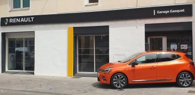 Renault - Garage automobile - Toulon