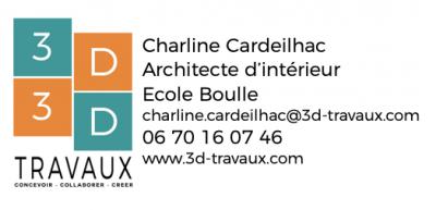 3D Travaux - Architecte d'intérieur - Chartres