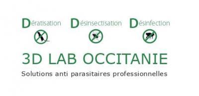 3d Lab Occitanie - Dératisation, désinsectisation et désinfection - Nîmes