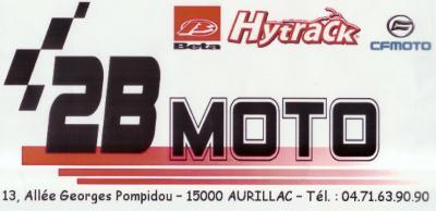 2b Moto - Vente et réparation de motos et scooters - Aurillac