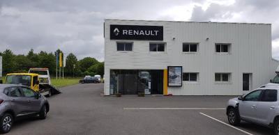 Renault - Garage automobile - Val-d'Anast