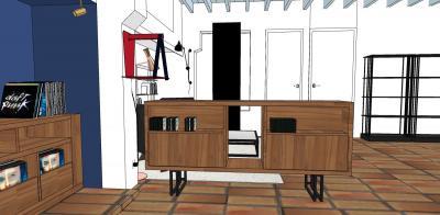 Rosebush Studio - Architecte d'intérieur - Paris