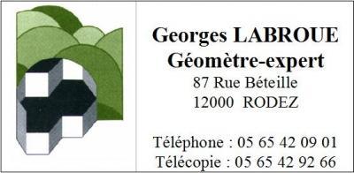 Geometre Labroue Selarl - Géomètre-expert - Rodez