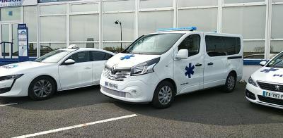 Pinson Ambulance - Taxi - Bourges
