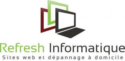 Refresh Informatique - Création de sites internet et hébergement - Villeurbanne