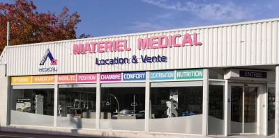 Accord Medical - Vente et location de matériel médico-chirurgical - Montauban