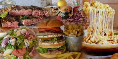 la Mangoune - Restaurant - Andelat