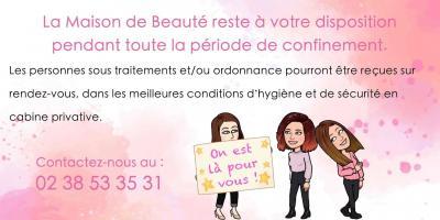 Les Secrets de Mademoiselle - Institut de beauté - Orléans