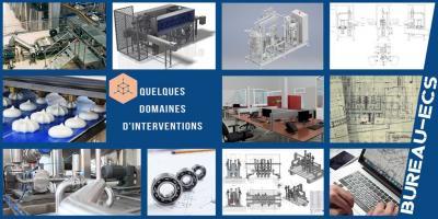 Bureau-ECS - Bureau d'études pour l'industrie - Beauvais