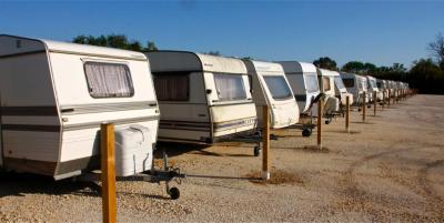 Bohem Hyères - Gardiennage pour caravanes et camping-cars - Hyères