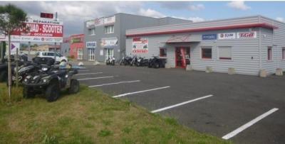 Desmo Drôme Moto SARL - Agent concessionnaire motos et scooters - Montélimar