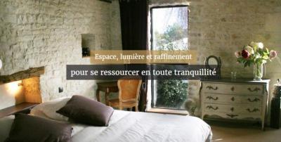 Un Banc Au Soleil - Chambre d'hôtes - Marsilly