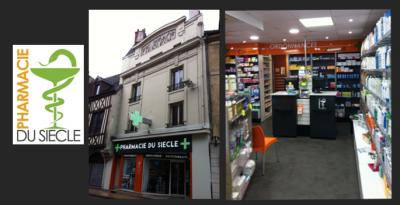Pharmacie du Siècle SARL - Pharmacie - Dijon