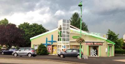 Pharmacie de la Comté - Caroline Codegnat - Pharmacie - Vic-le-Comte