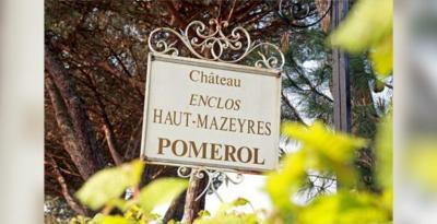Haut-Mazeyres Souille De Pedro - Producteur et vente directe de vin - Libourne