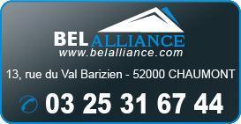 Belalliance - Entreprise de menuiserie - Chaumont