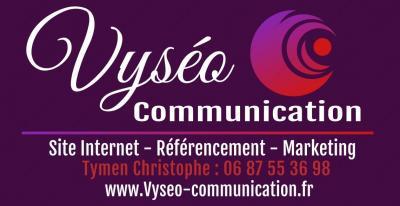 Vyséo communication - Création de sites internet et hébergement - Nantes