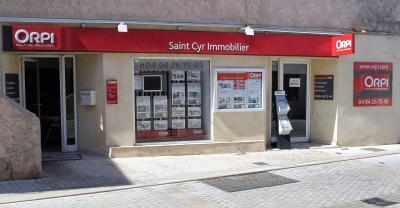 Orpi - Agence immobilière - Saint-Cyr-sur-Mer