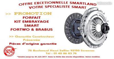 Smtland - Garage automobile - Suresnes