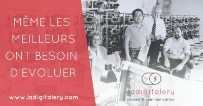 La Digitalery - Éditeur de logiciels et société de services informatique - Montpellier