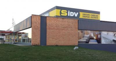 SIDV Comptoir Professionnel - Matériel de chauffage - Rodez