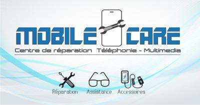 Mobile Care SAS - Vente de matériel et consommables informatiques - Orléans