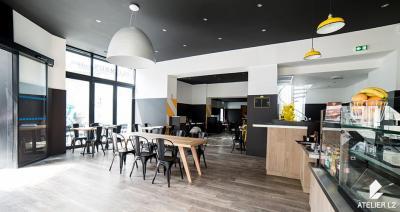 Columbus Café & Co - Restaurant - Vannes