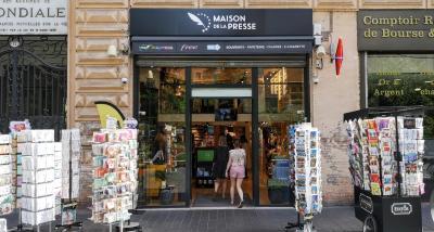 Maison de la Presse Le Temps De Vivre - Cadeaux - Toulouse