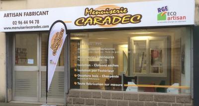 Menuiserie Caradec - Entreprise de menuiserie - Guingamp