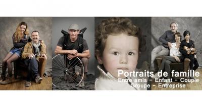 Benony Xavier - Photographe de portraits - Angers
