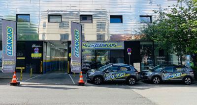Mister Clean Cars Pte St Ouen - Lavage et nettoyage de véhicules - Saint-Ouen