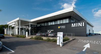 Mini Store Car Avenue Metz Concessionnaire - Carrosserie et peinture automobile - Metz