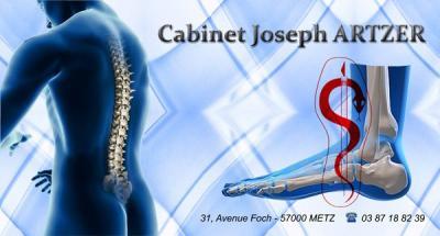 Orthopédie Artzer Joseph - Podo-orthésiste - Metz