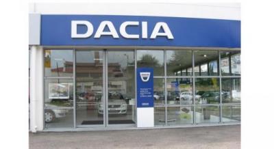 Dacia - Garage automobile - Montreuil