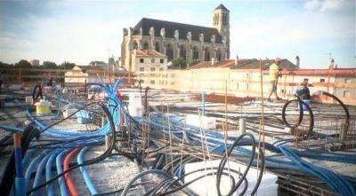 Coué-Michaud SA - Énergies renouvelables - Niort
