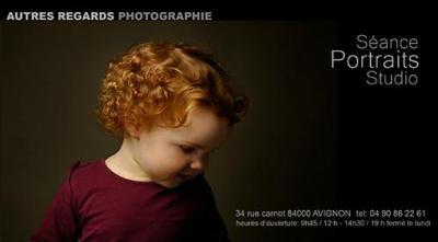 Autres Regards Photographie - Photographe de portraits - Avignon