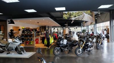 BMW Motorrad (Préférence 33) - Vente et réparation de motos et scooters - Bordeaux