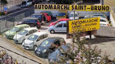 Automarché Saint Bruno - Carrosserie et peinture automobile - Grenoble