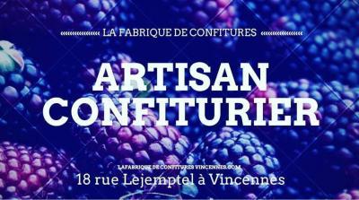 La Fabrique De Confitures - Conserverie alimentaire - Vincennes