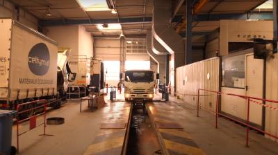 Garage Duclos - DAF Trucks / Nissan Trucks / Isuzu Trucks - Garage poids lourds - Vannes