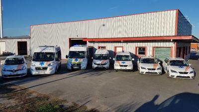 Alliance Ambulances - Ambulance - Montbrison